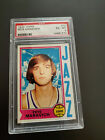1974 Topps #10 Pete Maravich Jazz Graded PSA 6