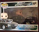 Fast & Furious Funko POP! Rides 1970 Charger with Dom Toretto Vinyl Figure #17