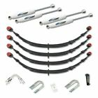 Pro Comp 4 Inch Lift Kit with ES3000 Shocks for 82 86 Jeep CJ  K3064