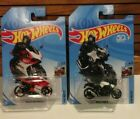 NEW 2019 Hot Wheels Red White Ducati 1199 Panigale Motorcycle 2018 BMW K 1300 R