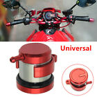 Universal CNC Billet Brake Clutch Tank Motorcycle Bikes Fluid Reservoir Oil Cup
