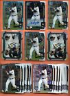 2015 Bowman Baseball Gets Twitter-Exclusive Refractors and Autographs 3