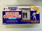 1991 STARTING LINEUP HEADLINE COLLECTION JOSE CANSECO OAKLAND ATHLETICS FIGURE