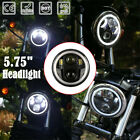 5.75'' LED Headlight High Low DRL For Suzuki Boulevard M109R C109R C90 S40 S50