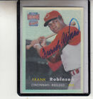 2001 TOPPS ARCHIVES RESERVE FRANK ROBINSON