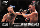 2016 Topps Now UFC MMA Cards 8