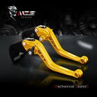MZS Short Brake Clutch Levers For Buell XB12R XB12Ss XB12Scg 2009 US Ship 5Color