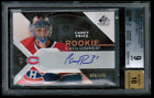 2007-08 SP Game Used Rookie Exclusives #RECP Carey Price Auto 100 BGS 9