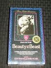 Beauty and the Beast by Jean Cocteau 1946 Film VHS NEW FACTORY SEALED