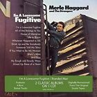 Lonesome Fugitive/Branded Man By Merle Haggard  , Music CD (Promo CD)