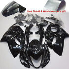 ABS Glossy Black Fairing Kit For Suzuki Hayabusa 2008-2018 GSX1300R Plastic Mold