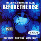 Before the Rise [PA] by Mike Jones (Rap) (CD, Apr-2006, 3 Discs, Double D's...