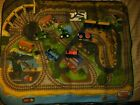 Thomas & Friends Wooden Railway Train Lot of 7 And Mat ....