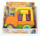 Fun Time Pre School Fun Play Push Along Tool Truck