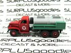 Johnny Lightning 1:87 Scale LOOSE TEXACO 1940's GMC CCKW 6X6 Gas Tanker Truck