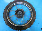 1999 Yamaha PW80 front wheel