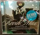 Stereotype Be Kevin Max of dc Talk CCM CD Forefront DEMO Tony Levin Adrian Belew