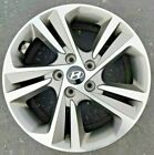 Hyundai Sonata Elantra 2016 2017 17 5 Double Spoke Factory OEM Wheel Rim