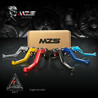 Short Brake Clutch Levers for Kawasaki Ninja ZX6R ZX636 00-04/ VERSYS 1000 12-14