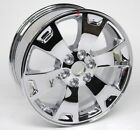 OEM Kia Borrego 17 6 Spoke Chrome Wheel Rim 52910 2J150