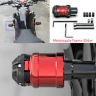 CNC Motorcycle Frame Slider Anti Crash Engine Protection Falling Protector Great