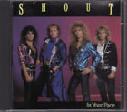 In Your Face by Shout (CD, 1989, Frontline)