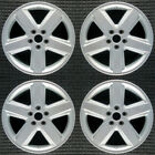 Set 2008 2009 2010 Dodge Avenger OEM Factory 1AN34PAKAB Silver Wheels Rims 2309