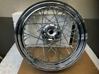 Genuine Harley-Davidson Softail Chrom16x3 spoke front wheel '08-'17 Flstc, Flstn