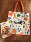 Weight Watchers Cookbook Totebag WW Plan It Yourself Freestyle New w out tag