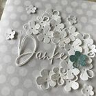 New Flowers Metal Cutting Dies DIY Paper Album Stamp Card Embossing Craft Decor