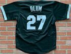 Geoff Blum autographed signed inscribed jersey MLB Chicago White Sox PSA Astros