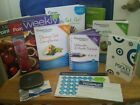 WEIGHT WATCHERS 2012 KIT POINTS PLUS CALCULATOR TRACKERS DINING OUT COOKBOOK