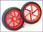 HONDA NSR250R-SE MC28 Genuine Wheel Front & Rear Set Red kkk