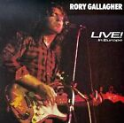 Live in Europe/Stage Struck by Rory Gallagher (CD, Mar-1991, I.R.S. Records...