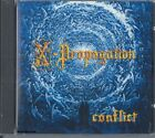X-PROPAGATION - Conflict - Metal Hard Rock Music CD