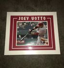 Joey Votto Rookie Cards and Autographed Memorabilia Guide 31