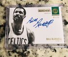 2017-18 Panini Encased Endorsements Bill Russell Auto #01 10 Boston Celtics!!