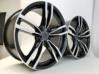 SET4 NEW 18 INCH RIMS 2006  UP BMW E90 328I 330CI 335I 3 SERIES STAGGERED