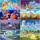 5D Diamond Painting Disney Cartoon Characters Picture Full Drill Craft New Sale