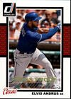2014 Donruss Baseball Wrapper Redemption Offers Three Exclusive Rated Rookies 16