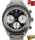 MINT Omega Speedmaster Stainless Racing Chronograph 40mm 326.30.40.5001.002