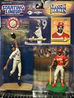 Kenner Starting LineUp Classic Doubles 1999 Raul Mondesi Minors to Majors