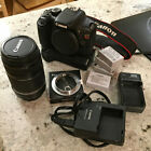 Canon EOS Rebel T2i 550D 180MP DSLR Camera with EF S 55 250 IS Lens
