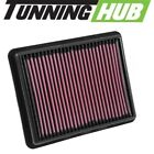 K&N 33-3024 Panel KN Air Filter Replacement For Mazda 3/6/CX-5