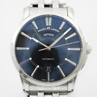 Maurice Lacroix Pontos Automatic Stainless Steel Men's Watch Day date back sched