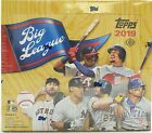 MLB Big League 2019 Topps Baseball Trading Cards Sealed Hobby Box 24 Packs