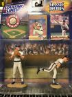 Kenner Starting LineUp Classic Doubles 1999 Greg Maddux Minors to Majors NIB