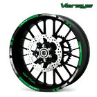 For KAWASAKI Versys #style 1 Motorcycle wheel paster motorcycle rim protector