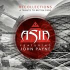 Asia - Recollections: A Tribute To British Prog - CD - New