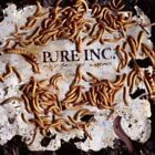 Pure Inc. - Parasites and Worms - CD - New
